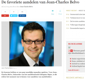 Article NL- presse