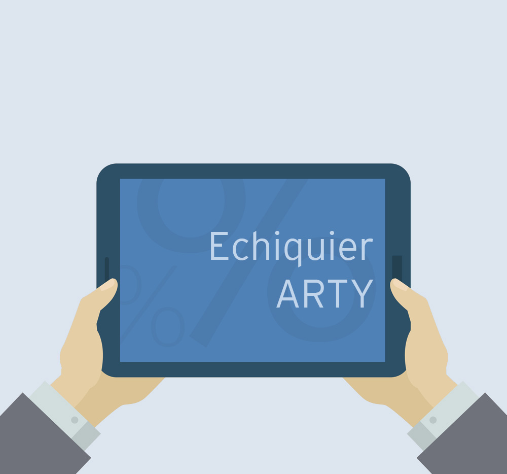 Echiquier ARTY In The Spotlight