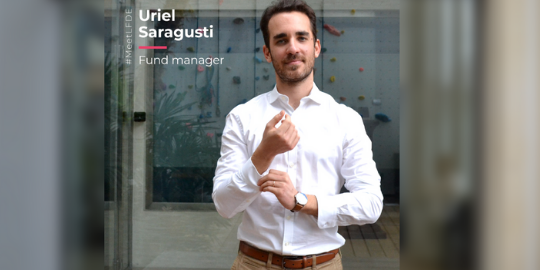 Uriel Saragusti, Fixed-Income Fund Manager, La Financière de l'Echiquier